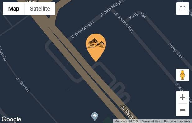 Puri Begawan on Google Maps